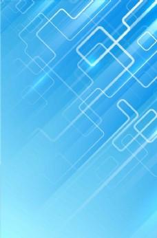 蓝色 科技 背景