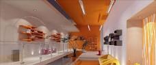 展厅 展厅3D设计 企业展厅