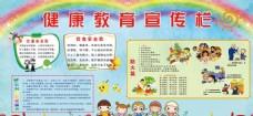 学校健康宣传栏