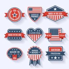 美国标签的收集