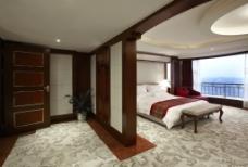 现代简约卧室设计风格