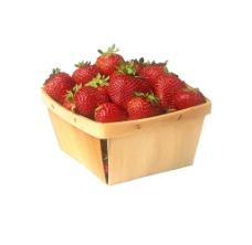 一盒草莓png免扣元素