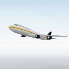 飞机模型素材
