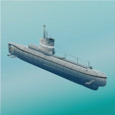 潜水艇素材
