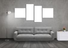 单身公寓室内效果图图片