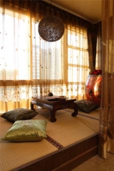 简约日式家居装修效果图