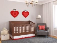 可爱儿童房设计