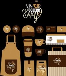 咖啡vi设计