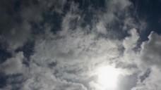 阳光云彩视频素材