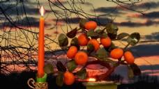 蜡烛水果视频设计