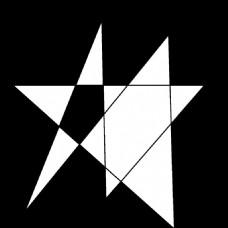 星星形状素材