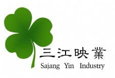 三江映业logo设计