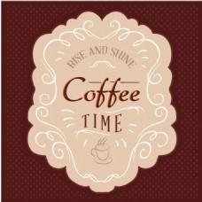咖啡的标签