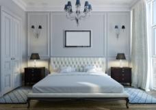时尚现代主义风格卧室设计