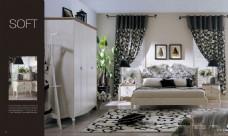 現代美式臥室裝修效果圖