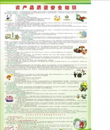 农产品质量安全知识