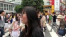 街道人物视频素材