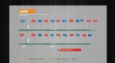 党员群众服务中心指路牌