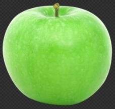 漂亮青苹果图片免抠png透明图层素材