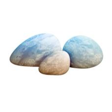 实物石头元素