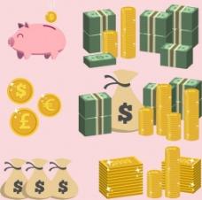 金钱交易元素