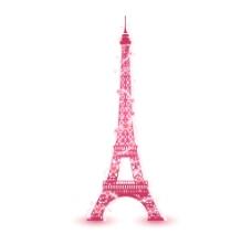 埃菲尔铁塔png透明元素