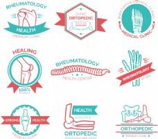 骨科医疗商标设计