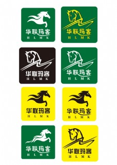 华联玛客logo