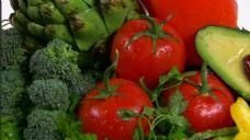 实拍蔬菜食物视频素材