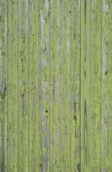 绿漆木纹背景