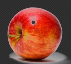 真实苹果图片免抠png透明图层素材