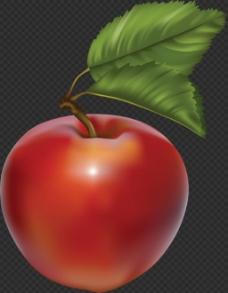 好看的苹果图片免抠png透明图层素材