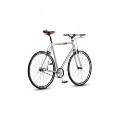 黑色自行车元素