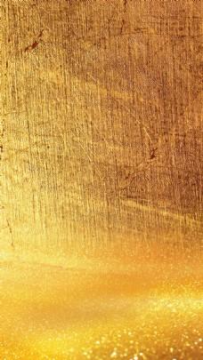 怀旧黄色纹理H5背景素材