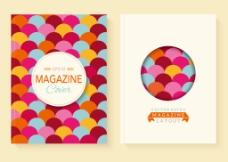 时尚杂志画册封面