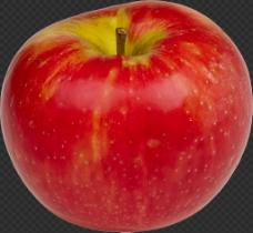 好看红苹果图片免抠png透明图层素材
