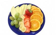 精致水果摆盘