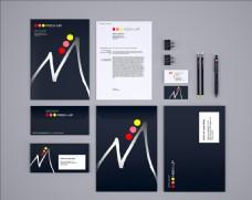 商务VI模板设计源文件