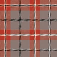 格子布料四方连续底纹