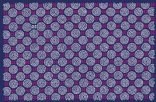 创意紫色几何圆形图案背景素材