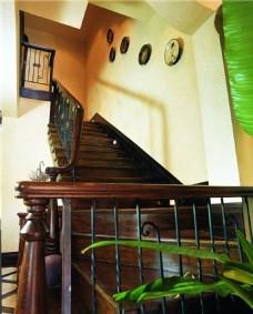 现代中式家居装修效果图