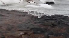 冰雪覆盖视频素材