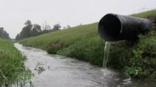 河流排水管视频