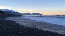 海边风景阳光素材视频