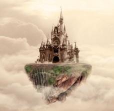梦幻城堡元素