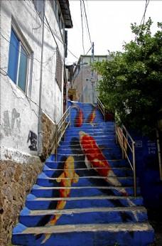 楼梯3D画