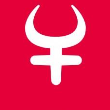 牛店通字母变形logo