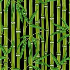 翠绿竹子背景底纹