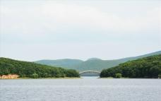 牡丹江 镜泊湖 毛公山