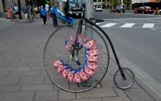 另类创意单车